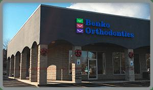 Sarver Exterior Benko Orthodontics Sarver Kittanning Butler PA