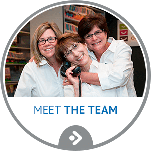 Meet the team horizontal button at Benko Orthodontics in Sarver Kittanning Butler PA