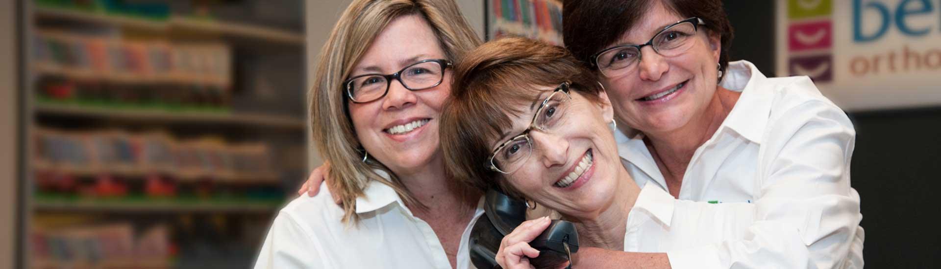 Staff at Benko Orthodontics in Sarver Kittanning Butler PA
