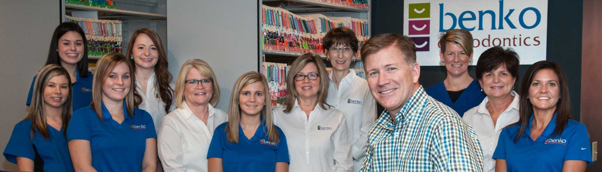 The Benko Team at Benko Orthodontics in Sarver Kittanning Butler PA