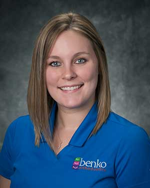 Nicole Staff Member at Benko Orthodontics in Sarver Kittanning Butler PA
